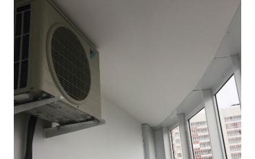 Возможна ли установка кондиционера внутри балконов